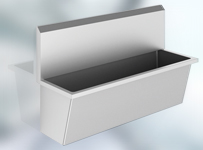 Surgical washbasin
