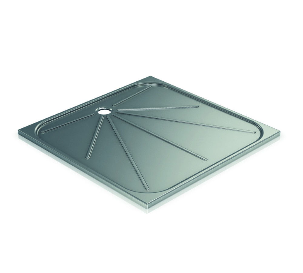 Merveilleux BUILT IN SHOWER PAN 304 STAINLESS STEEL, 800X800 MM