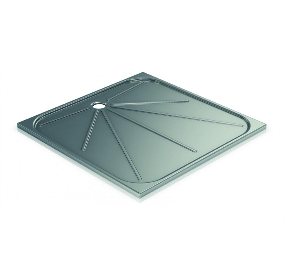 Stainless Steel Shower Pan.Genwec Built In Shower Pan 304 Stainless Steel 700x700 Mm