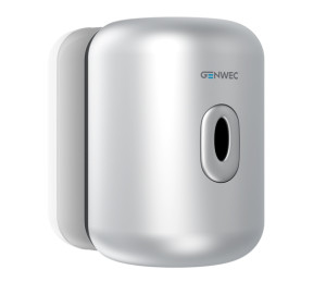 Centrefeed paper towel dispenser ABS silver