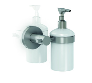 Wall mounted soap dispenser 304 stainless steel