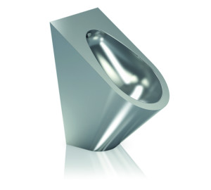Wall hung urinal 304 stainless steel