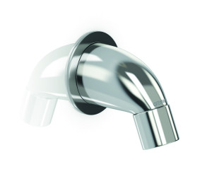ANTI VANDALISM SHOWER SPRAYER WITH BALL